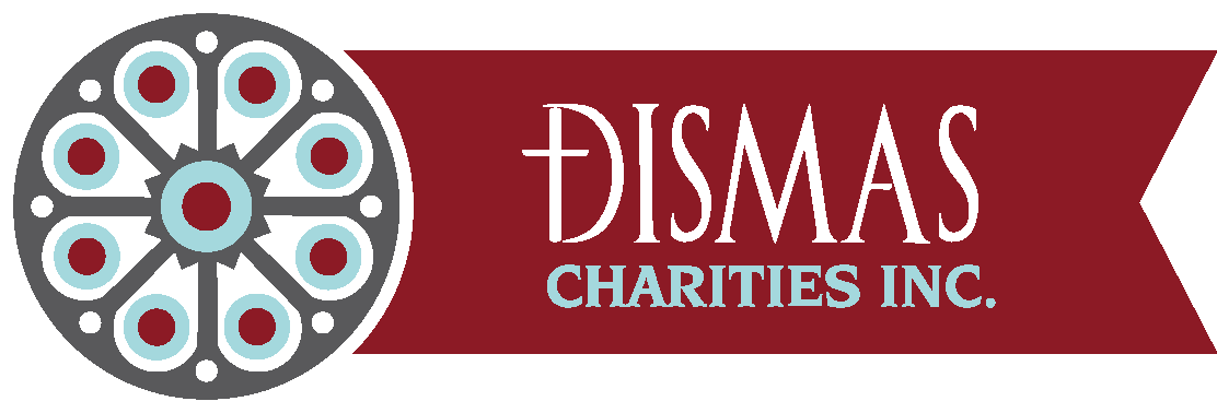 Flag Dismas_Charities_Logo