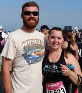 Dismas Charities Tucson Staffer Runs For Leukemia Cause