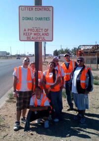 Dismas work crew
