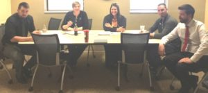 Dismas Charities Sioux City Staff Attend Client Management Training