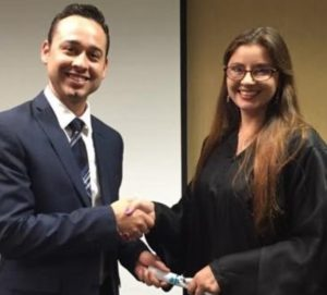 Dismas Charities Las Cruces Holds Completion Ceremony/Graduation