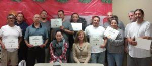 Diersen Charities Albuquerque Graduates Nutrition Class Participants