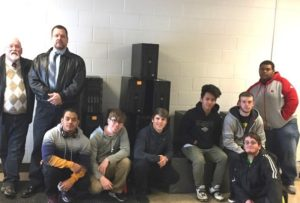 Valued At Over $60,000 Dismas Charities Donates Dell Servers To Fern Creek High School