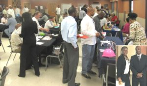 12 Atlanta Employers Attend Dismas Charities Job Fair; Step Up To Hire Offenders