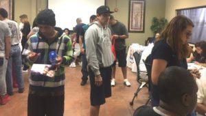 Dismas Charities El Paso Holds Health Fair