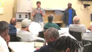 Dismas Charities Tupelo Residents Hear From Former Residents
