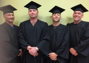 T4C Graduation Held At Dismas Charities Portland