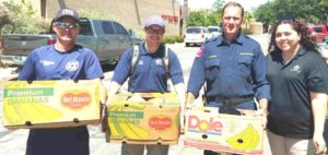 Dismas Charities Midland Donates To Help Injured Firefighter