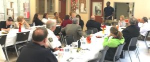 Resident Addresses Dismas Charities Clarksburg Community Relations Board