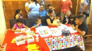 Dismas Charities El Paso Holds Big Back-to-School Event