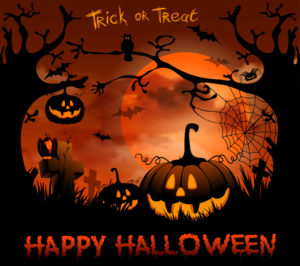 Have A Happy & Safe Halloween!!