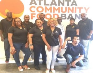 Dismas Charities Atlanta Helps Community Food Bank