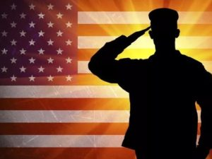 """To Our Nations Veterans """"Thank You For Your Service"""""""