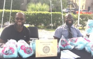 Dismas Charities Savannah Participates In National Night Out Event