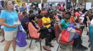 Dismas Charities Montgomery Residents Attend Made For Moms Expo