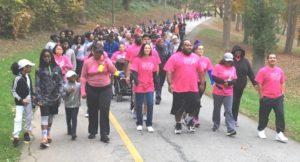Dismas Charities Greensboro Staff Lead The Way In Cancer Walk
