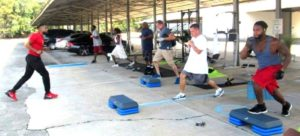 Dismas Charities Montgomery Holds First Fit Friday Event; Enhances Resident Health