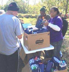 Dismas Charities Savannah Hosts Project Hope
