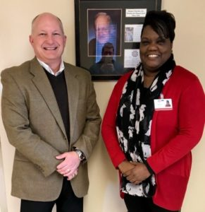 Owensboro Kentucky Commissioner Visits Dismas Charities