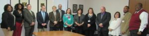 Diersen Charities Memphis Programs Visited By Criminal Justice Group