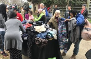For 5th Year:  Dismas Charities Macon Holds Love Bags And Lunches Event
