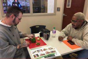 Dismas Charities Clarksburg Begins Food And Nutrition Class