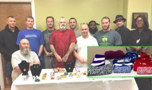 Dismas Charities Portland Volunteer Teaching Residents Skills