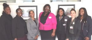 Dismas Charities Atlanta Interns Tour Russell Federal Building