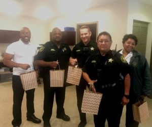 Dismas Charities Dania Beach Recognizes Officers On Their Day