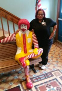 Diersen Staff Donate To McDonald House