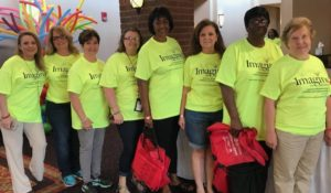 Tupelo's Social Service Coordinator Attends Career Expo; 7,200 Attend