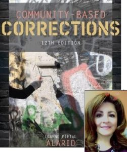 Dismas Charities El Paso Director Published In Community Corrections Textbook