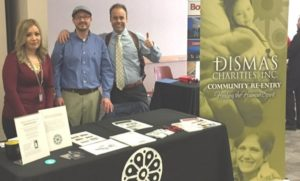 Dismas Charities Sioux City Staff Attend College Career Fair