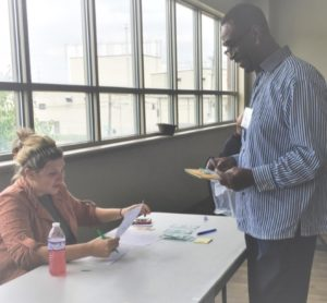 Dismas Charities Louisville Staff Participate In Re-Entry Simulation Held For Probation & Parole