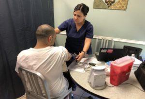 Dismas Charities Laredo Holds Mini Health Clinics For Residents