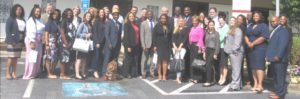 Dismas Charities Atlanta Hosts Breakfast And Tour For Administrative U.S. Courts Exchange Program